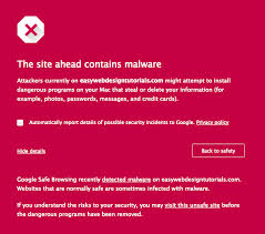 website ahead contains malware - PHP Cluster