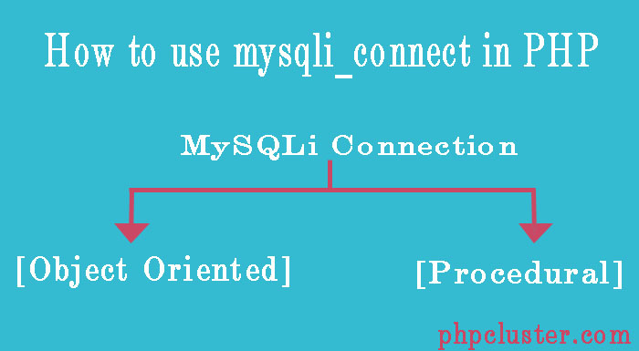 How to use mysqli_connect in PHP